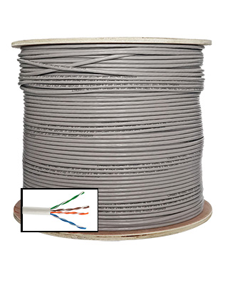 CAT5e, 305m Cable, Indoor