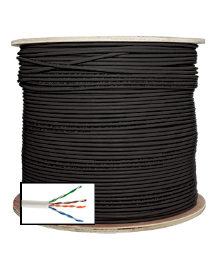 CAT5e, 305m Cable, Outdoor