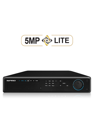 SPRO EIGHT 1080P 32 Channels 5in1