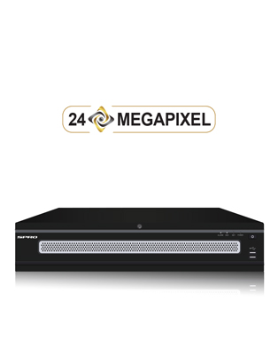 SPRO 4K 128 Channel 12MP IP NVR