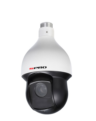 SPRO 4MP IP PTZ with 30x Zoom