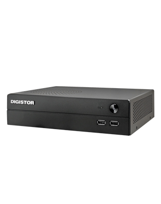 DIGISTOR 5 Channel 2MP NVR