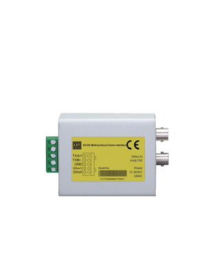COAX TELEMETRY INTERFACE SINGLE CHANNEL ( CTI/1 )