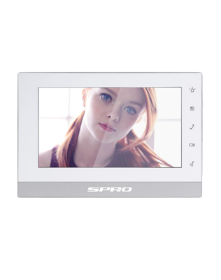7'' TFT Touch Screen Monitor, Wired