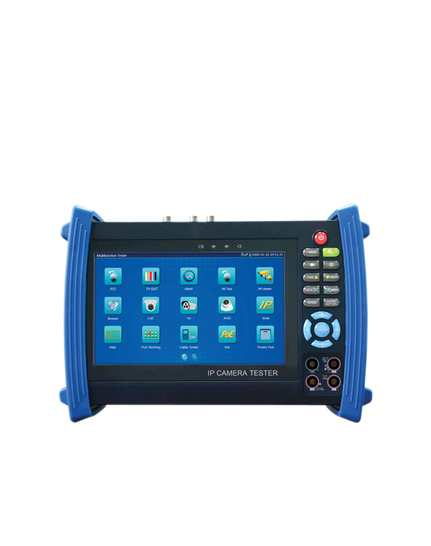 5 IN 1 CCTV Touch Screen Tester