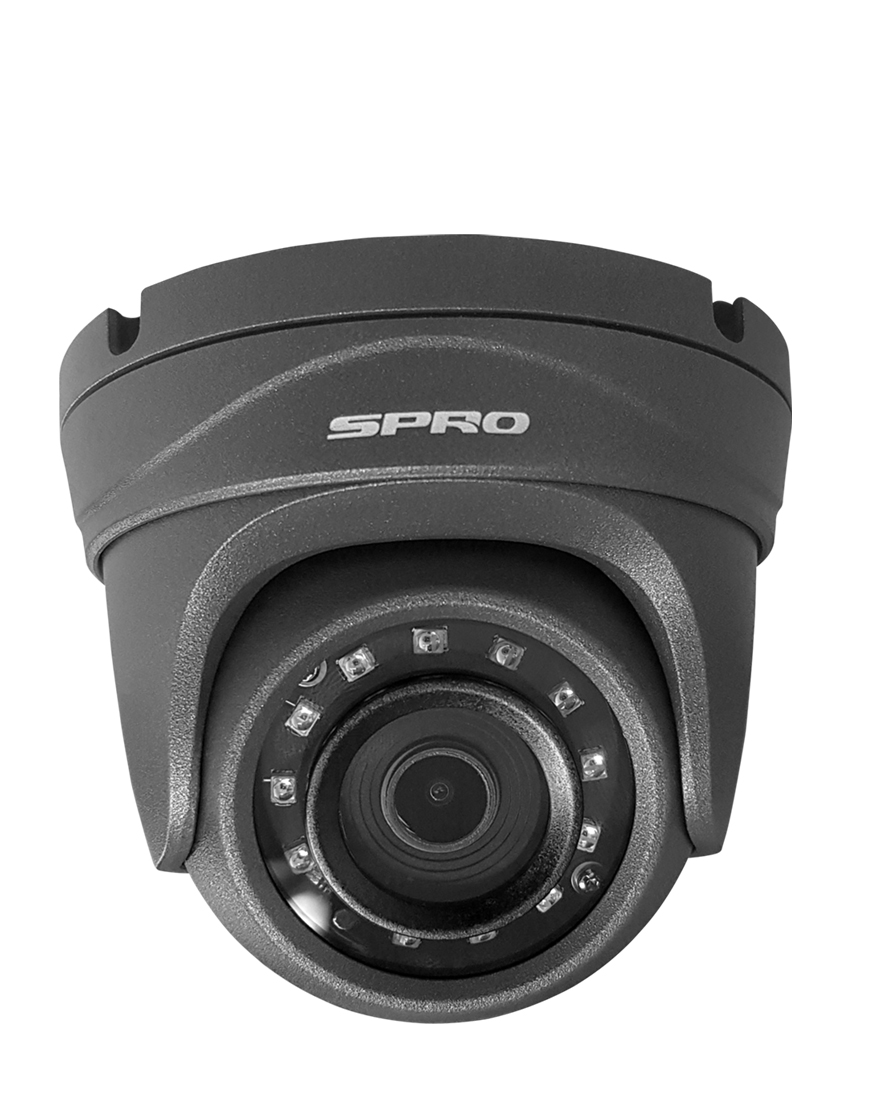 SPRO 4MP IP Fixed Lens Dome